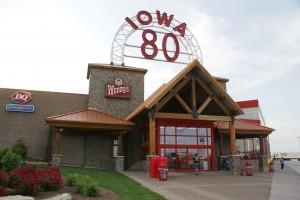 The Iowa 80 Truck Stop