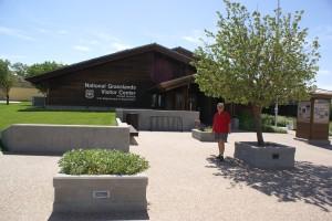 U. S. National Grasslands HQ & Visitor Center