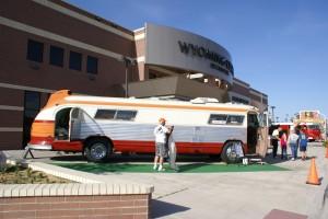 A Flxible bus conversion, the original Family Motor Coach