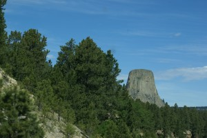 Devil's Tower N. M.