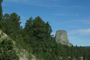 Devil's Tower N. M.