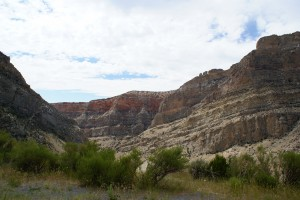 Shell Canyon.