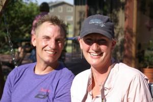 Matt and Julie.