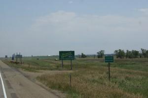 Goodbye Montana, Hello North Dakota.