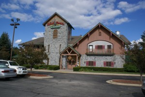 Sullivan's Black Forest restaurant and brew pub.