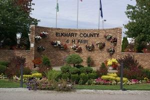 Elkhart County 4-H Fairgrounds.