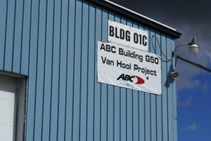 "The ABC Bus Nappanee ""Van Hool"" operation."