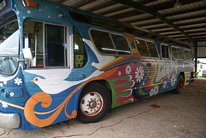 The Love Bus.  Groovy.