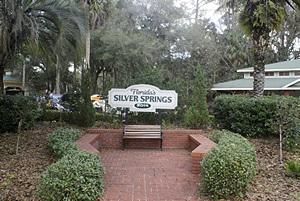 Silver Springs SP, Silver Springs, Florida.