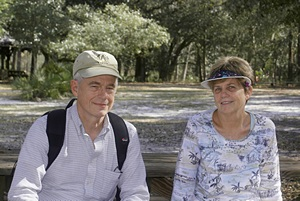 Steve and Karen Limkemann., SSSP (FL).