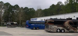 Prevost Service Center, Jacksonville, FL.