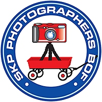 SKP Photographers BOF logo.  Design by Kate de Fuccio.