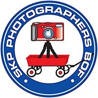 SKP Photographers BOF logo.  Design by Kate de Fuccio.