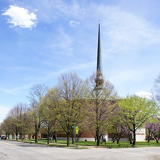 St. Peters Lutheran Church,  Columbus, IN.