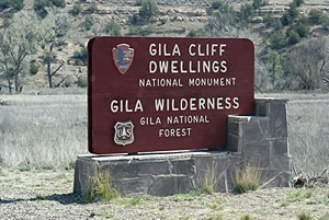 There are three aspects to the Gila area with cooperative management.