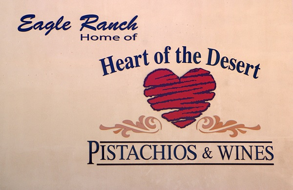 We went on a free tour and bought wine and green chili seasoned pistachios at the Eagle Ranch