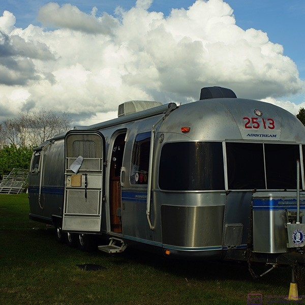 Not a bus conversion, but certainly a very nice Airstream trailer.
