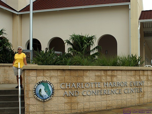 Charlotte Harbor Event and Conference Center, Punta Gorda, FL.